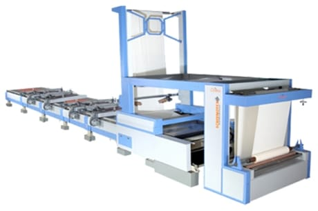 Automatic Textile Printing Machine Manufacturer