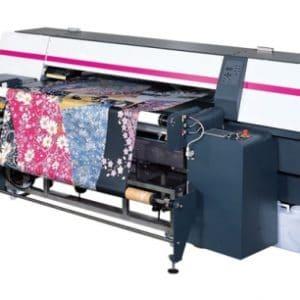 Fabric Textile Printing Machine