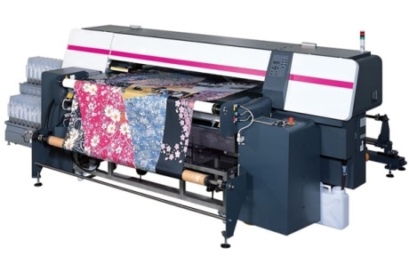 Fabric-Textile Printing Machine Exporter