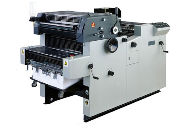 Offset Printing Machine supply