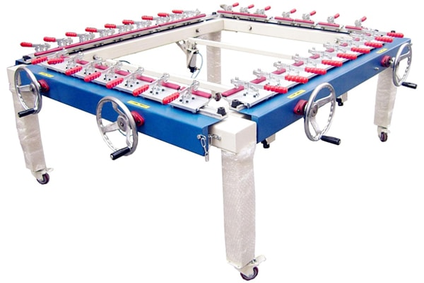 Screen Stretching MachineManufacturer
